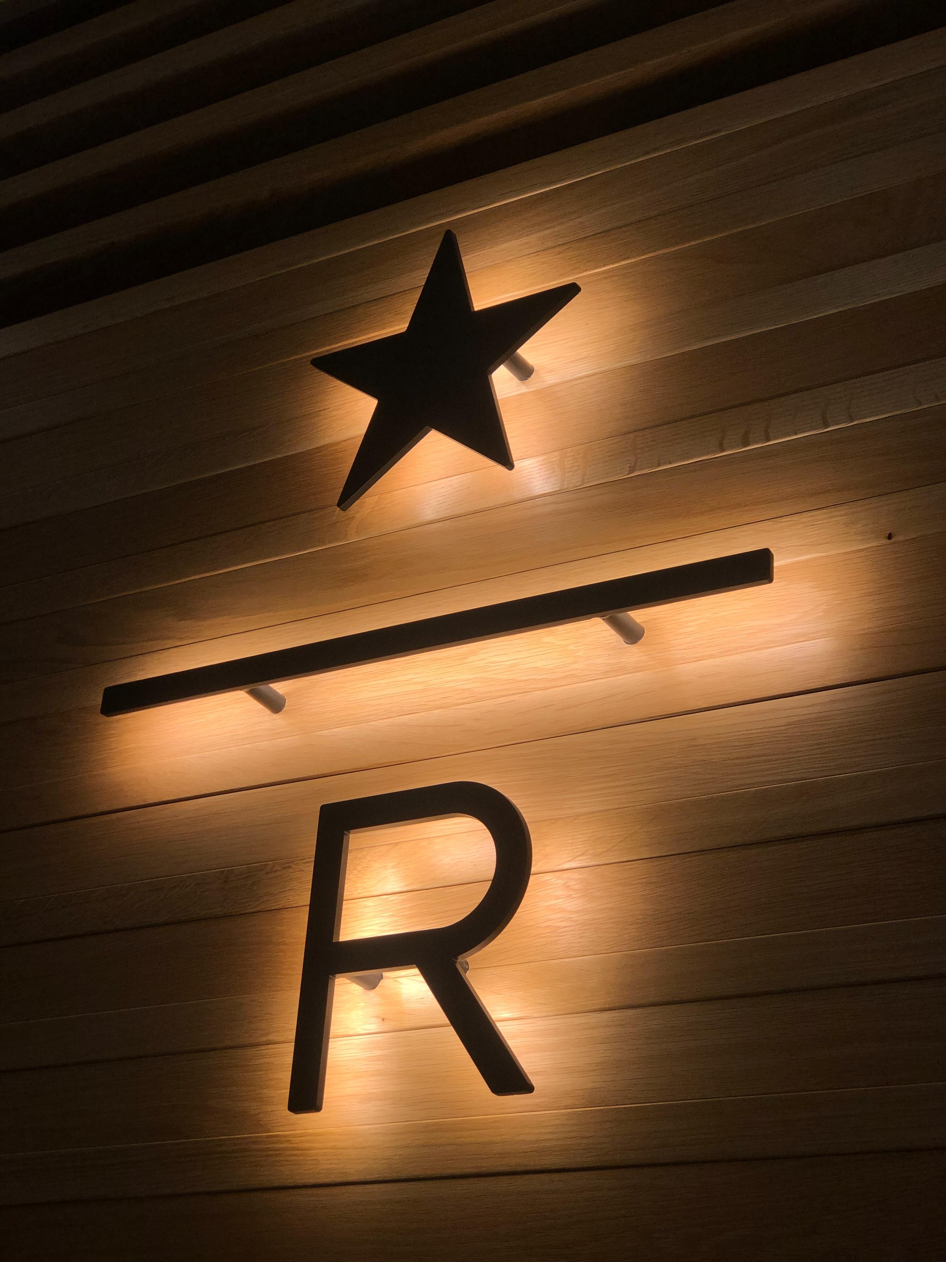 Starbucks reserve logo brand equity example