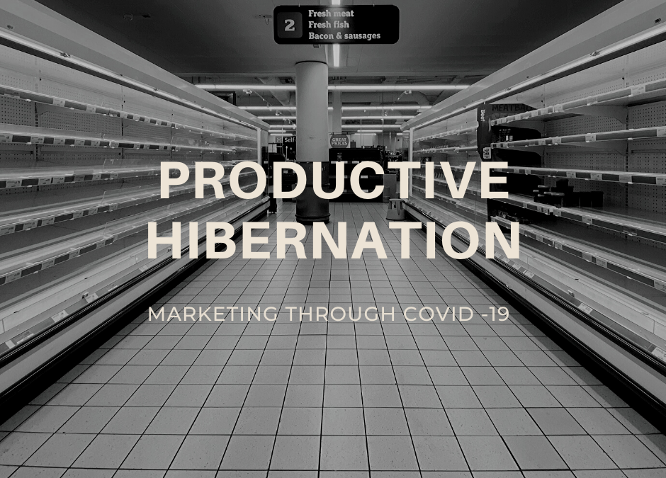 Productive Hibernation – Marketing through COVID-19