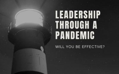 Business & COVID-19 – Leading through pandemic uncertainty