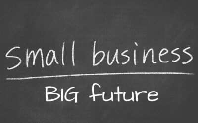 Business & COVID-19 – BIG future for Small business